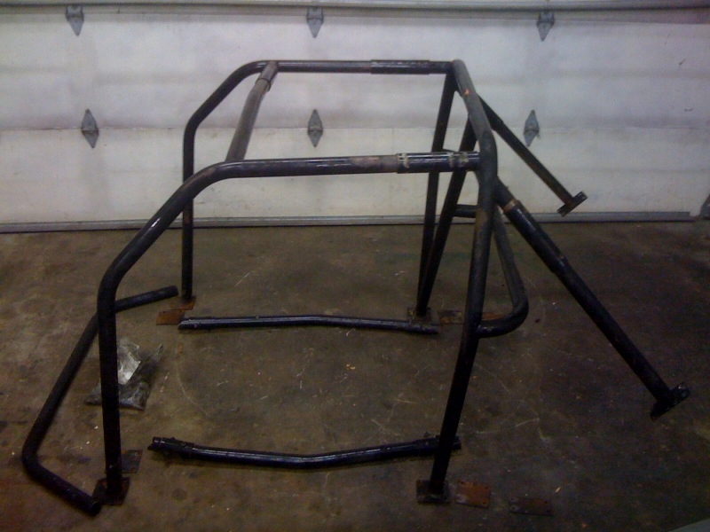 E30 Fs Kirk 6 Point Bolt In Roll Cage