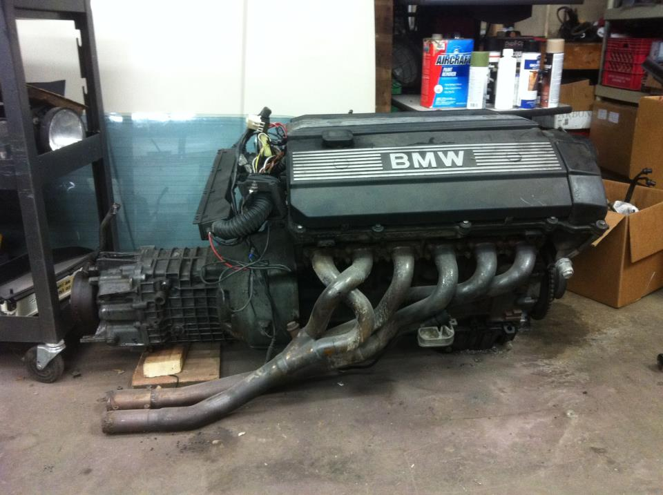E30 Complete E30 M50 Swap Ready To Bolt In M3 Cams