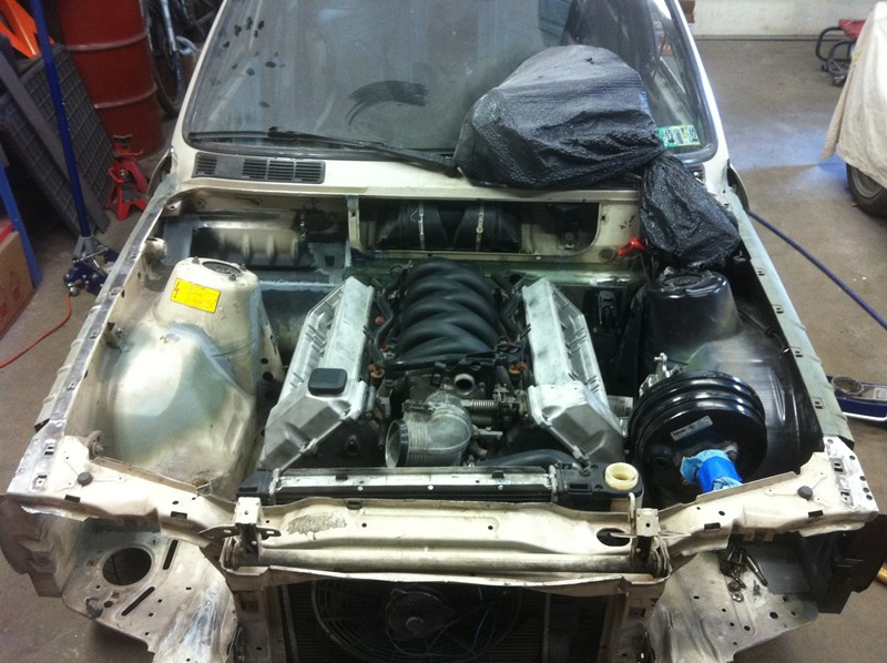 Miraculous E30 M60 V8 Swap And Restoration Wiring Digital Resources Funiwoestevosnl